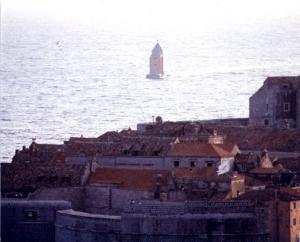 Il Teatro del Mondo a Dubrovnik
