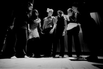 Un momento del laboratorio, foto di Nicola Mazzuia/ShylockCUT